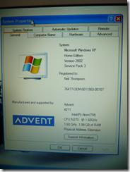 Netbook Memory Upgrade
