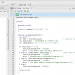 Coding on the web